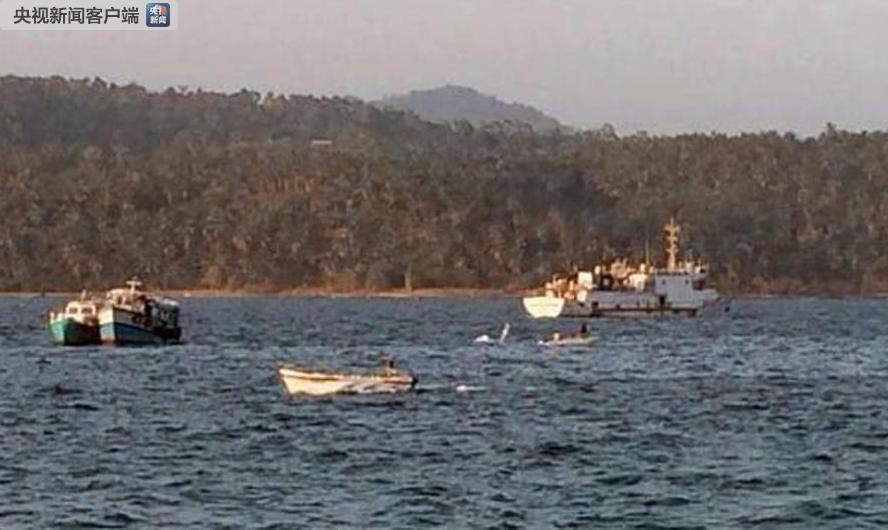 印安德拉邦船只倾覆23人失踪事发时天气条件恶劣