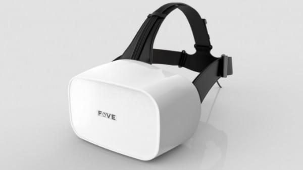 FOVE 公布 VR 头盔最终参数 11 月接受预定