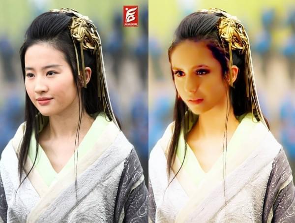 外媒爆美图秀秀窃取数据传回中国 美图反驳指责的照片