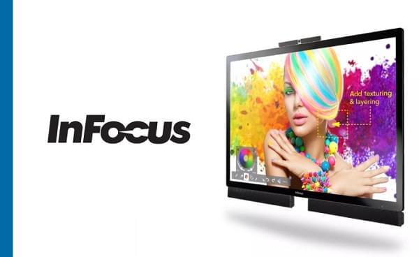 富可视推出70英寸4K触屏Windows 10 PC新品的照片 - 1