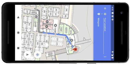 Android P六大亮点:可室内定位 支持刘海屏