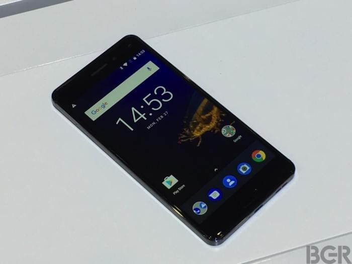 Nokia 3和Nokia 5现场真机上手的照片 - 7