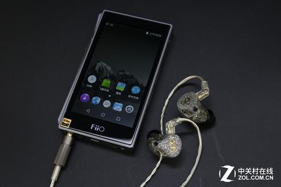 飞傲新一代次旗舰无损音乐播放器飞傲X5三代评测 HIFI音乐耳机和播放器评测 第38张