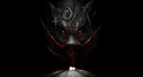 瑞云渲染的最佳恐怖电影导演新作《Boar》上映在即