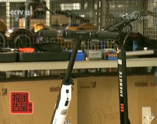 国家市场监管总局:电动滑板车监测全项目符合率为零