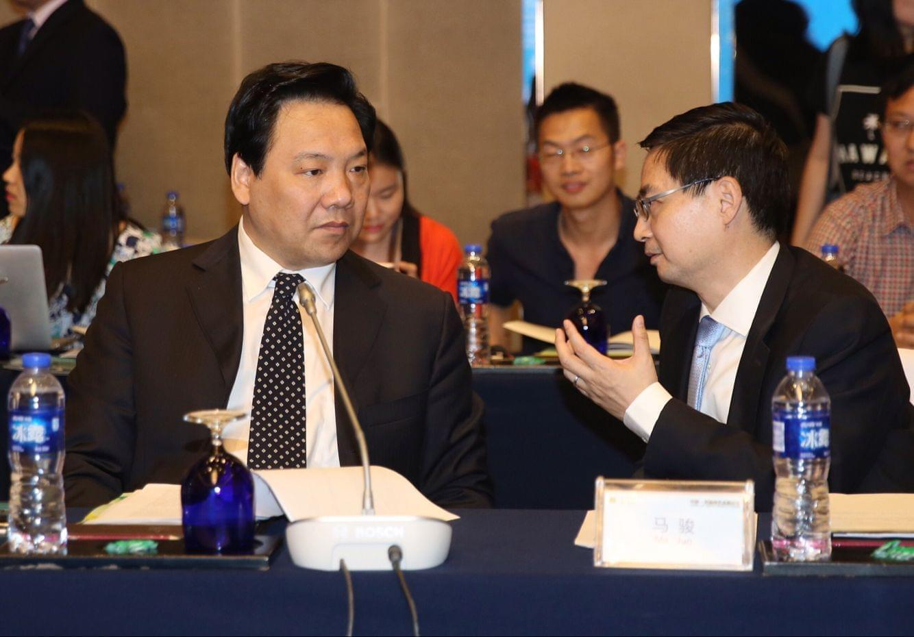 陈雨露:中国绿色金融已进入全面提速的发展阶段