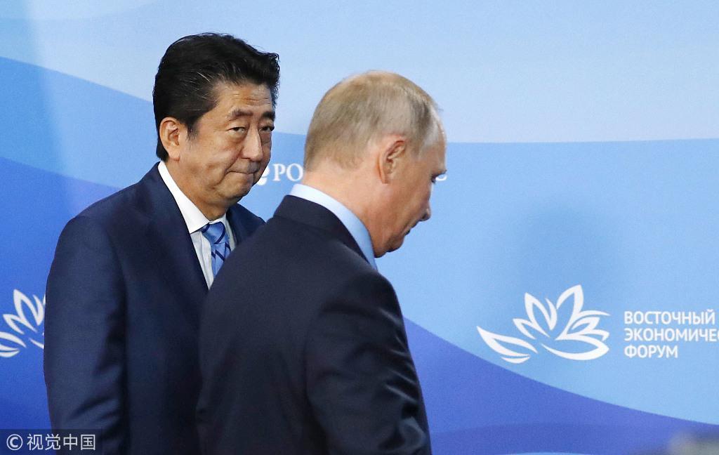 俄在南千岛群岛举行年内第9次演习 日本又不干了