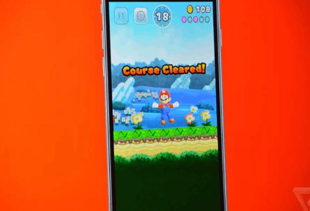 任天堂更新Super Mario Run加入新角色和模式