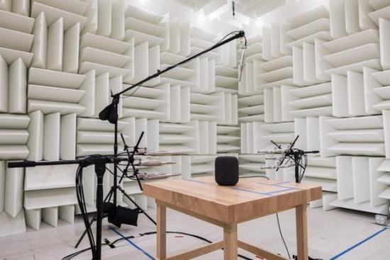 早报:苹果的HomePod声学实验室原来长这样