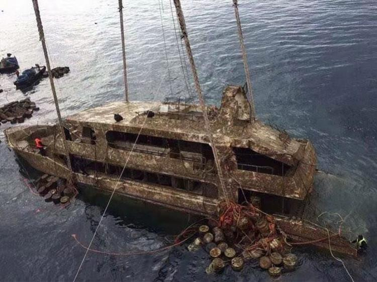 普吉沉船重見天日 家屬索賠之路漫長已有多人放棄