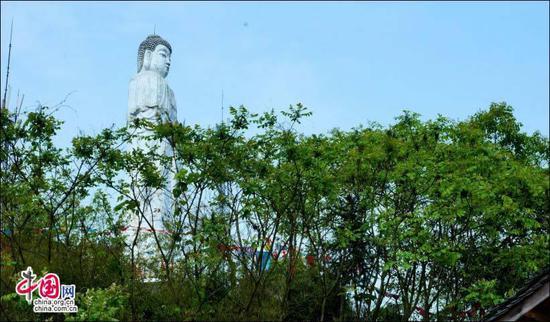 人间四月来这儿,四川大竹留住的不只是景