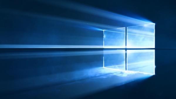 Windows 10 Build 15000完成编译并且在微软内部发布的照片