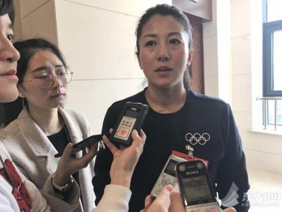 杨扬:北京冬奥将很走心 希望多一些政策支持