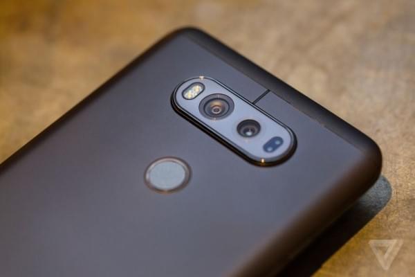 LG V20正式发布:5.7吋2K屏+骁龙820+可拆卸电池的照片 - 1