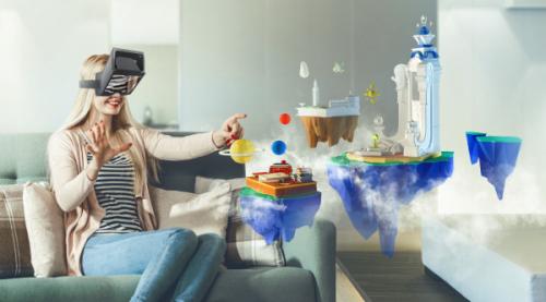 网易Holokit AR眼镜亮相CES,秀硬件+应用实力