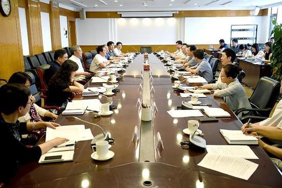 财政部召开会议 研究部署支持军民融合发展工作