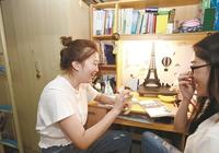 大学女生匿名资助贫困同学三年真是中国好同学
