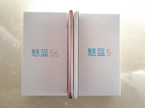 魅蓝5s 上手简评与开箱对比:18W快充已成标配的照片 - 9