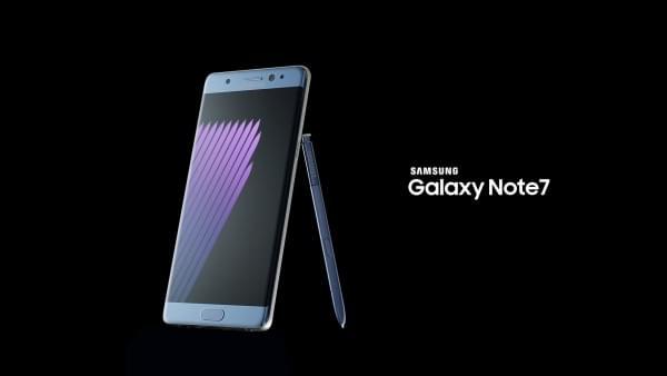 三星Note 7仍颇受韩国用户欢迎 10月1日在韩恢复销售的照片