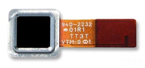 全新玻璃指纹识别传感器发布:手机不用Home键了的照片 - 2