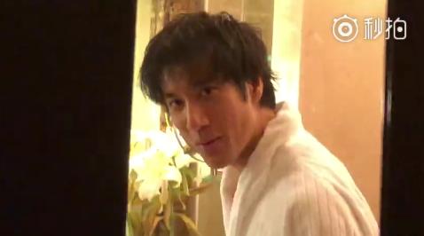 王力宏被老婆偷拍
