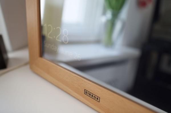Dirror推出搭载Windows 10系统的智能镜子的照片 - 16