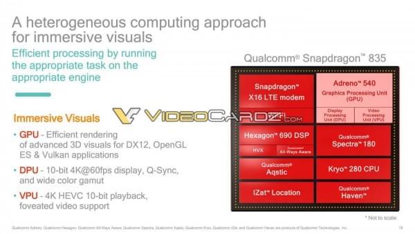 骁龙835处理器规格全面曝光的照片 - 5