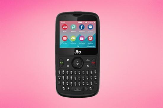 谷歌背书操作系统:全键盘功能机JioPhone 2发布
