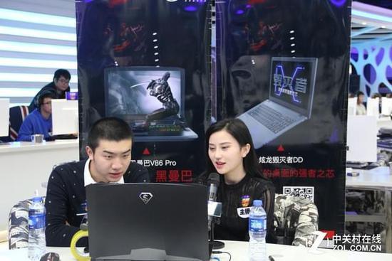 数百人围观网吧赛 炫龙西安校园行收官