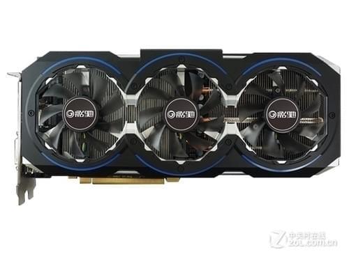 影驰GeForce GTX 1060骨灰大将西安促销