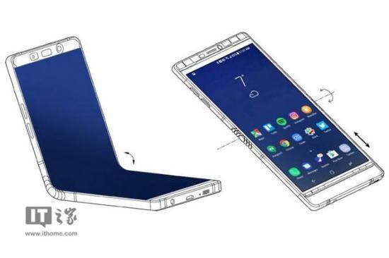 曝三星S10明年1月亮相 可折叠手机也要来