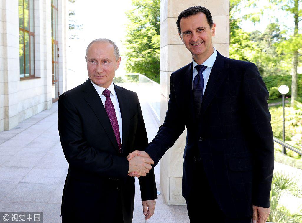 俄土协议显成效:叙反政府武装撤走全部重型武器