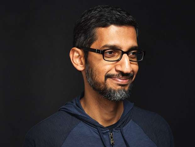谷歌CEO:总担心硅谷某个车库里有人做的东西更好