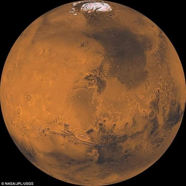 火星一号计划再次推迟:2031年首批乘务组离开地球的照片 - 2