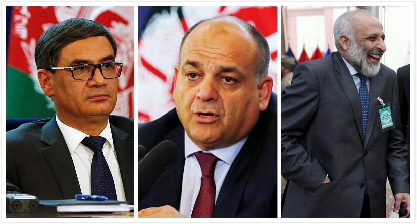 阿富汗4名高官辞职仅1人获准 总统:另外3人好好干