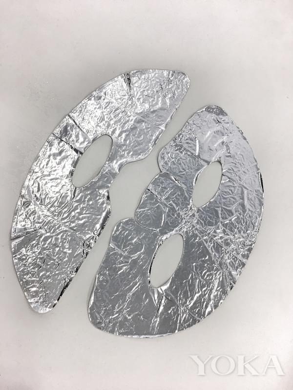 p:rem make prem蒸汽桑拿锡纸面膜