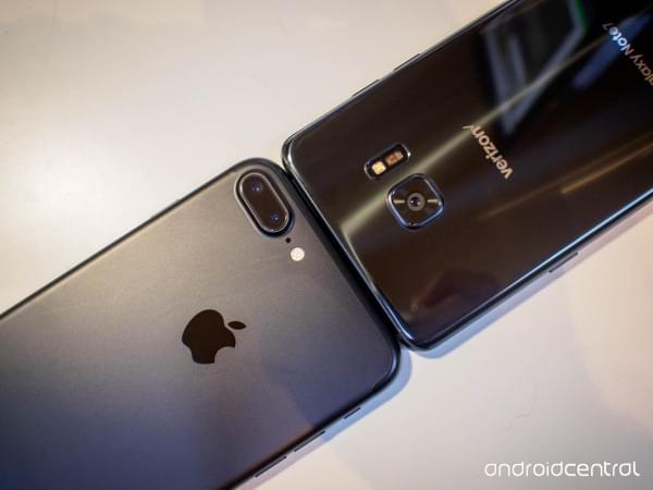iPhone 7 Plus与三星Note 7对比评测:功能重于形式的照片 - 6