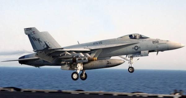 快讯!一架美军F-18战机在冲绳坠海