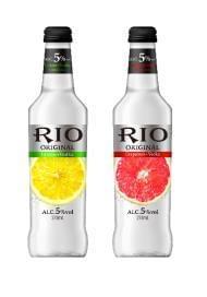 RIO锐澳鸡尾酒新品上市