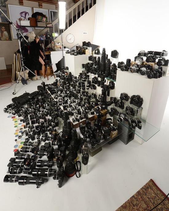 见识何为铁粉 摄影师尼康器材总价超八十万元的照片 - 2
