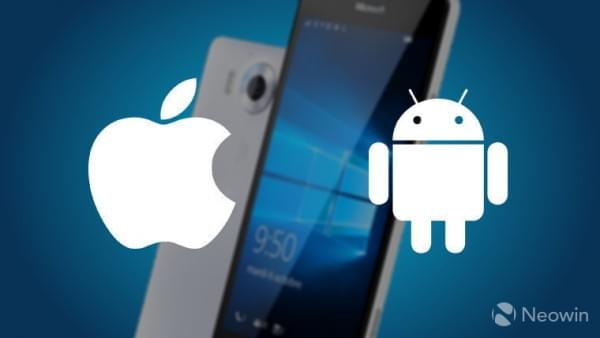 Windows手机在重点市场没落让iOS和Android受益的照片 - 1