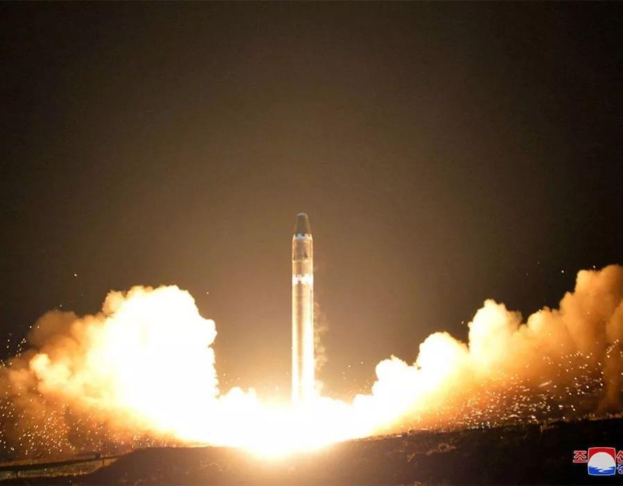 美军如何监视朝鲜导弹发射?记者探访地下指挥部