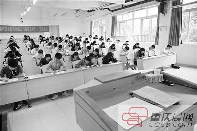 重庆一高校诚信考试:无监考老师 18年无人作弊