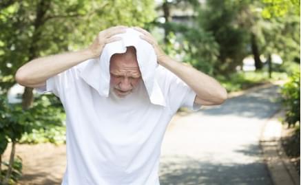 老年人暑天体虚更甚,健延龄温补养生改善体质