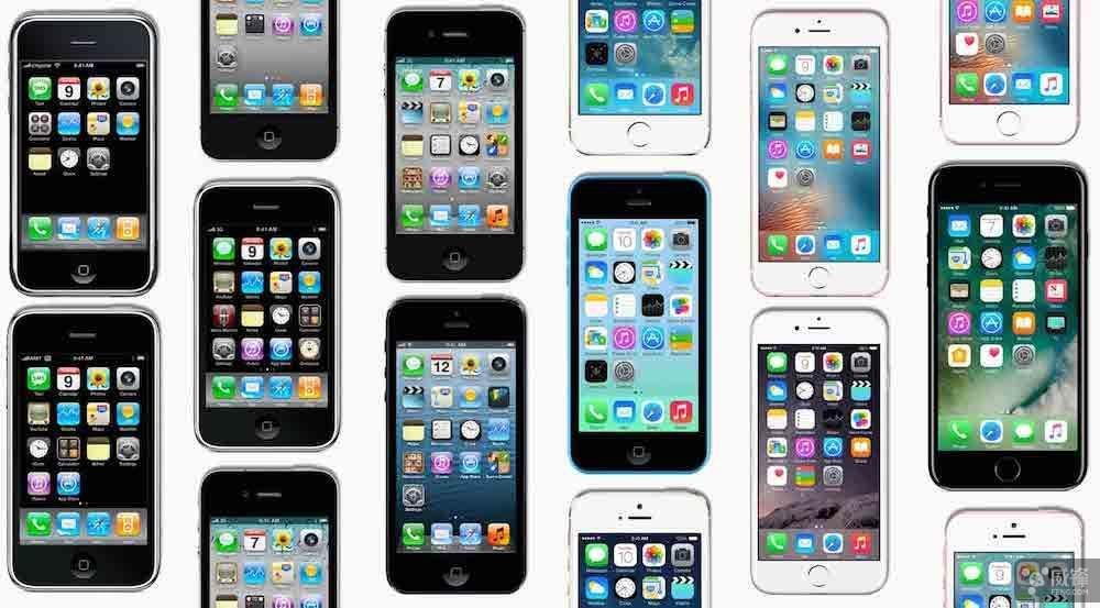 iPhone 8将发布 调查称IP用户换机欲不高