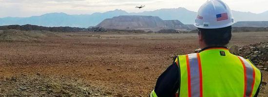 VR+无人机+无人驾驶+区块链:科技改变采矿业 第1张
