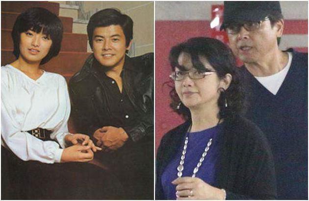 山口百惠1980年嫁给男星三浦友和后,就宣布引退。