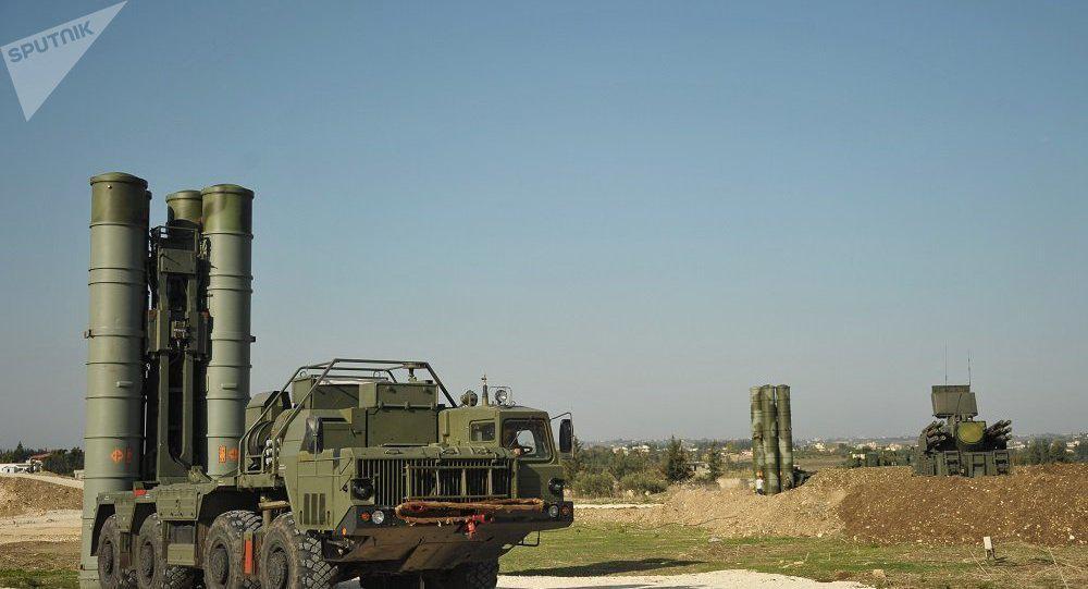 俄媒:土耳其请求加快S400导弹供应 俄方已同意