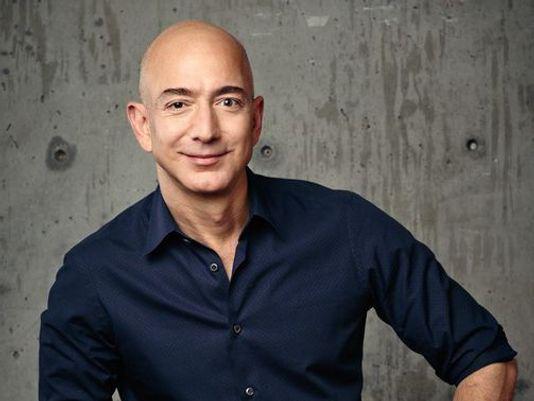 福布斯发布2018年财富榜 亚马逊CEO问鼎榜首