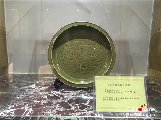 从陈炉古镇看耀州瓷:在坚守中创新 在创新中传承